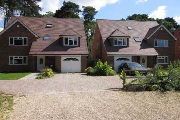 2 x Stunning 6 Bedroom properties in Baughurst - Large plot of land purchased with permission for 2 x 6 Bedroom houses